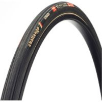 Challenge Strada Bianca 300 TPI Clincher Road Tyre - 700c x 25mm - Black