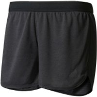 adidas Womens Climachill Shorts - Black - S