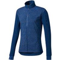 adidas Mens Supernova Storm Running Jacket - Mystery Blue - XXL - Mystery Blue