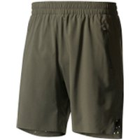 adidas Mens Ultra Energy Running Shorts - Utility Grey - XXL - Utility Grey