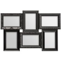 6 Photo Frame - Black