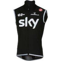 Team Sky Perfetto Gilet - Black - S - Black