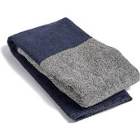 HAY Compose Guest Towel - Navy Blue