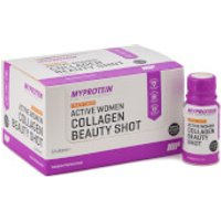 Active Women Collagen Beauty Shot - 12 x 60ml - Fruity Twist