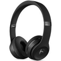 Beats by Dr. Dre Solo3 Wireless Bluetooth On-Ear Headphones - Black - Headphones Gifts