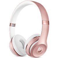 Beats by Dr. Dre Solo3 Wireless Bluetooth On-Ear Headphones - Rose Gold - Headphones Gifts