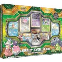 Pokemon TCG: Legacy Evolution Pin Collection - Pokemon Gifts
