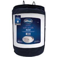 Silentnight Luxury Soft As Silk Duvet - 13.5 Tog - Double - Bedding Gifts