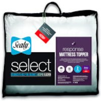 Sealy Select Response Mattress Topper - Single