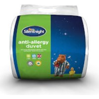 Silentnight Anti Allergy Duvet - 13.5 Tog - King