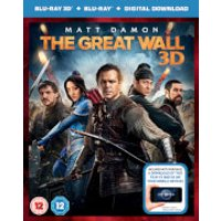 The Great Wall 3D (Includes 2D Version) (Includes Digital Download)