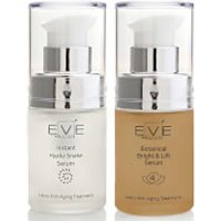 Eve Rebirth Instant Hyalu-Snake Serum + Botanical Bright & Lift Serum