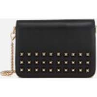 Dune Womens Sancy Micro Shoulder Bag - Black