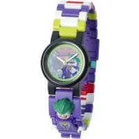 LEGO Batman Movie: The Joker Minifigure Link Watch - Batman Gifts
