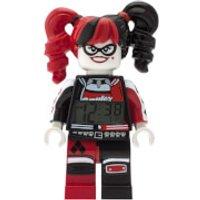 LEGO Batman Movie: Harley Quin Minifigure Clock