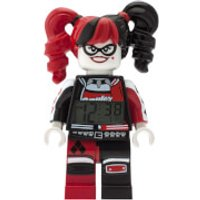 LEGO Batman Movie: Harley Quin Minifigure Clock