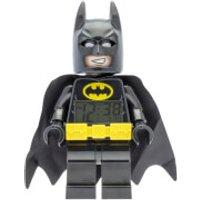 LEGO Batman Movie: Batman Minifigure Clock