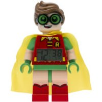 LEGO Batman Movie: Robin Minifigure Clock - Batman Gifts