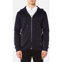 HUGO Men's Dampton Hoody - Navy - L - Blue