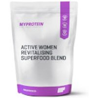 Active Women Revitalising Superfood Blend - 1kg - Pouch - Vanilla & Matcha