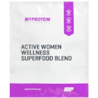 Active Women Wellness Superfood Blend (Sample) - 25g - Pouch - Banana and Coconut
