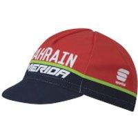 Sportful Bahrain Merida BodyFit Pro Cap - Red/Blue