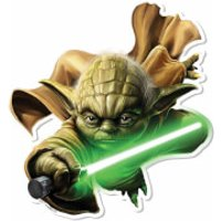 Star Wars Yoda Wall Art