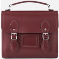 The Cambridge Satchel Company Womens Barrel Backpack - Oxblood