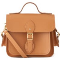 The Cambridge Satchel Company Womens Traveller Bag with Side Pockets - Ochre