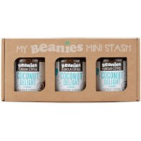 Beanies Coconut Delight Flavour Instant Coffee - Pack of 3