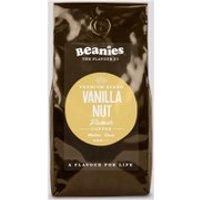Beanies Premium Vanilla Nut Roast Coffee - 1kg (Medium Grind)