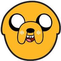 Adventure Time Jake Mask
