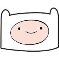 Adventure Time Finn Mask - Adventure Gifts