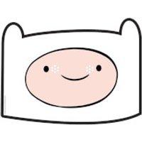 Adventure Time Finn Mask