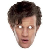 Doctor Who 11th Doctor Matt Smith Mask