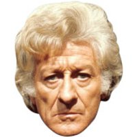 Doctor Who The Third Doctor Mask - Doctor Gifts