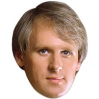 Doctor Who The Fifth Doctor Mask