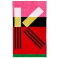kenzo-wapiri-beach-towel-multicoloured