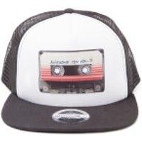 Marvel Guardians of the Galaxy Vol. 2 Mixtape Trucker Cap - Grey/White