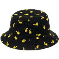 Pokmon Pikachu Rain Hat - Black