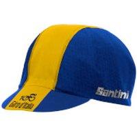 Santini Giro dItalia 2017 Stage 11 Bartali Race Cap - Blue