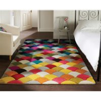 Flair Spectrum Jive Rug - Multi - 160X230cm