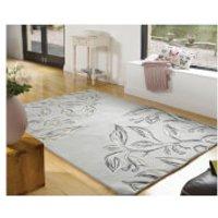 Flair Textures Florali Rug - Slate - 160X230cm
