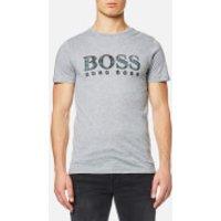 BOSS Orange Mens Turbulence 2 Logo T-Shirt - Grey - L