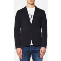 BOSS Orange Mens Bats_Bs Blazer - Blue - EU 52/L - Blue