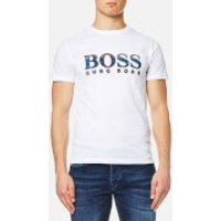 BOSS Orange Mens Turbulence 2 Logo T-Shirt - White - M