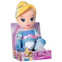 Disney Princess Cute Cinderella Plush Doll - 10