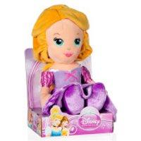 Disney Princess Cute Rapunzel Plush Doll - 10