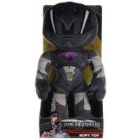 Power Rangers Large Plush Toy - Grey - Power Rangers Gifts