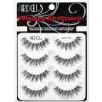 Ardell Multipack Wispies False Eyelashes (Set of 4) - Black
